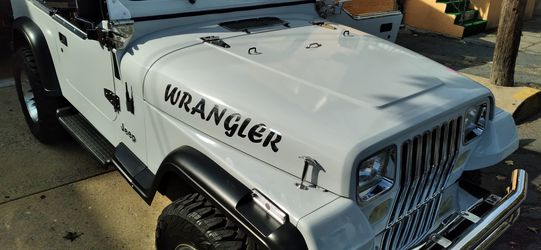 FOR SALE JEEP WRANGLER 1995. SE VENDE JEEP WRANGLER for Sale in Reading,  PA