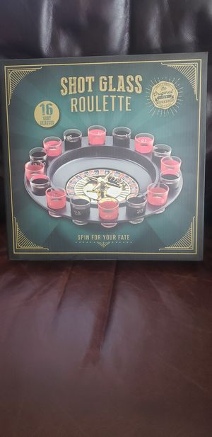 Shot Glass Roulette for Sale in Las Vegas, NV