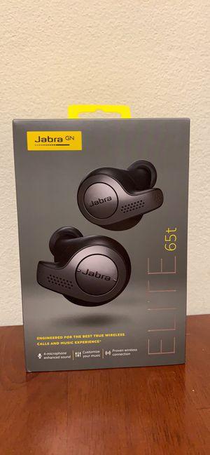 Jabra Elite 65t True Wireless headphones for Sale in Hartford, CT