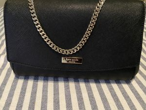 Black Kate Spade Purse for Sale in Everett, WA