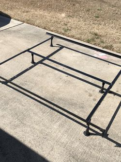 Queen Size Bed Frame for Sale in Dallas,  GA