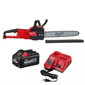 NEW Milwaukee chainsaw+6.0HD battety/RAPID! for Sale in Cumberland, RI