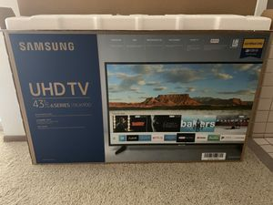 43' Smart Tv for Sale in Kent, WA