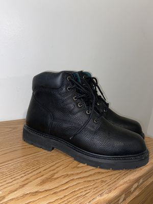 WearGuard work boots men size 10wide for Sale in Jersey City, NJ