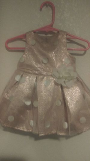 Baby girl dress 3 months for Sale in Baldwin Park, CA