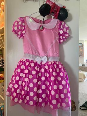 Minnie Mouse costume for Sale in College Park, MD
