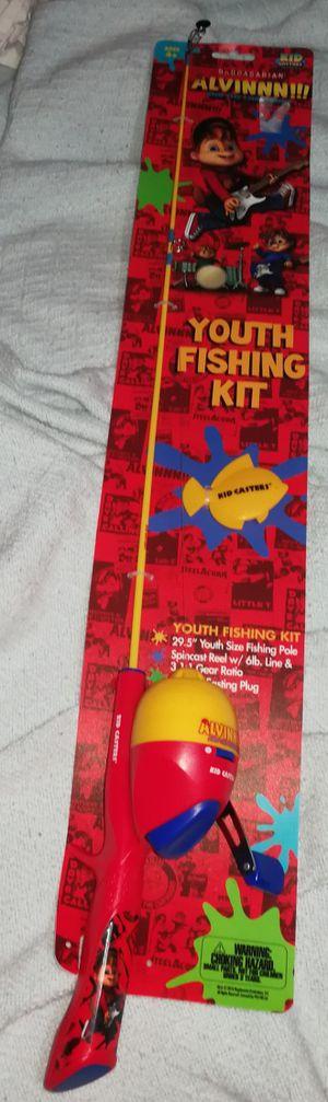 Kids fishing rod for Sale in Falls Church, VA