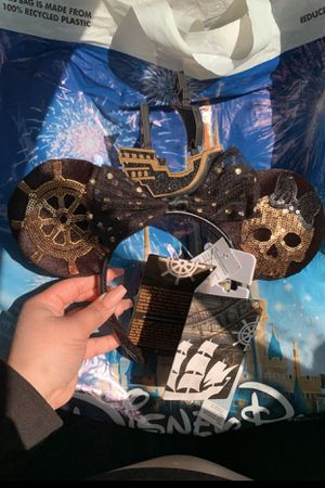 Disney Pirates Of The Caribbean Ears for Sale in Los Angeles, CA