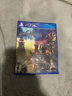 Kingdom hearts 3 for Sale in Rochester, NY