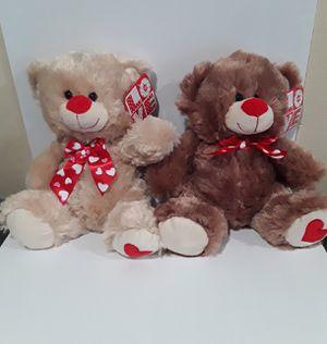 "Brand New 11"" Teddy Bear Stuffed Animal Gift for Sale in Hacienda Heights, CA"