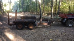 Skid steer trailer for Sale in Mt. Juliet, TN