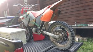 KTM 300 2 stroke race bike for Sale in Vinton, VA