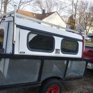 Aluminum Work Truck Cap for Sale in Warren, MI