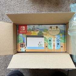 Nintendo Switch Animal Crossing Special Edition *Brand New* for Sale in Las Vegas,  NV