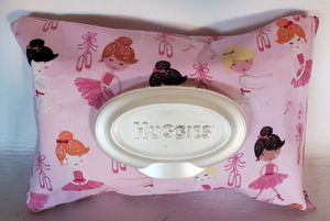 Ballerina Wipes Cover for Sale in Rialto, CA