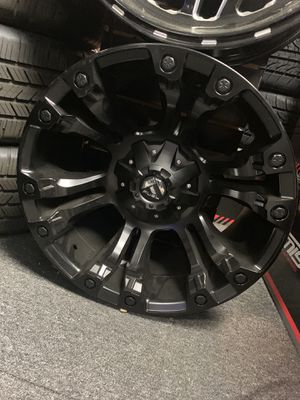 """20"""" Fuel Rims Wheels Fit Ford F-150 F250 NO CREDIT CHECK FINANCE AVAILABLE for Sale for sale  Bronx, NY"""