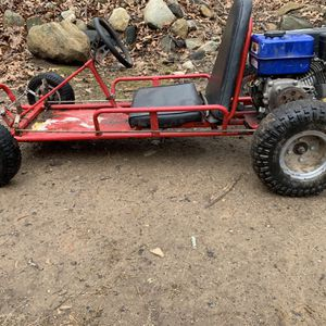 Harbor freight Motor Go kart for Sale in Deep River, CT