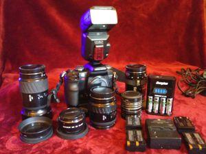 Minolta maxxum 7D Digital camera for Sale in Ocala, FL