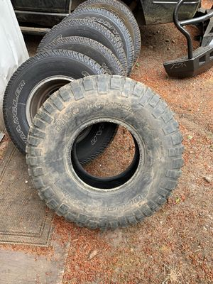 BFG Mud Terrain tire. for Sale in Gig Harbor, WA