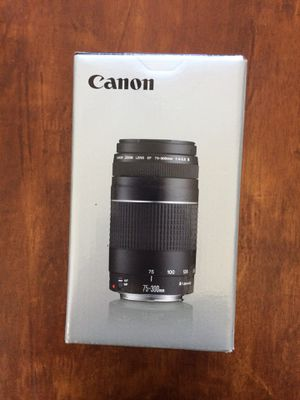 Cannon Zoom Lens for Sale in West Linn, OR
