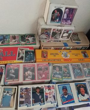 16 boxes of baseball cards for Sale in Concord, CA