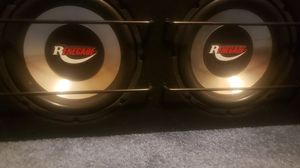 Car/truck subwoofer for Sale in Montesano, WA