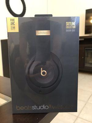 Beats Studio3 Wireless Headphones FREE DELIVERY for Sale in Scottsdale, AZ