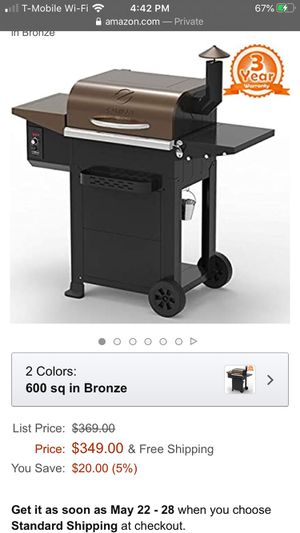 BRAND NEW IN BOX Z Grills ZPG-6002B (value $369 for Sale in Canton, MI