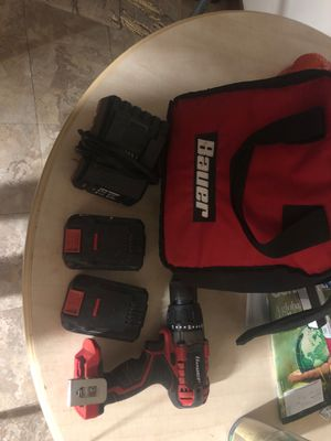 Drill driver Bauer for Sale in Jupiter, FL