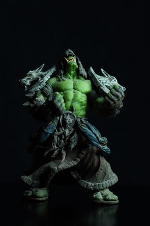 Orc action figure from WOW for Sale in Hayward, CA