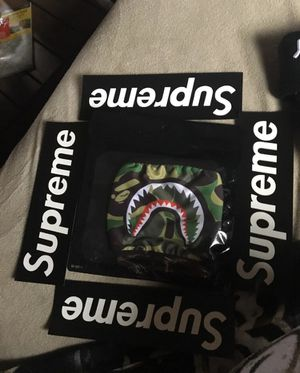 Bape and supreme for Sale in Columbus, OH