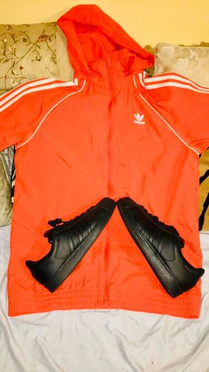 Adidas Package Shoes And Hoody for Sale in Chicago, IL