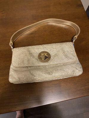 Kate Spade gold & cream handbag for Sale in Tumwater, WA
