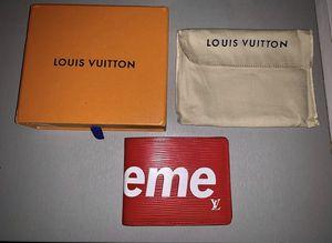 Supreme Wallet for Sale in Phoenix, AZ