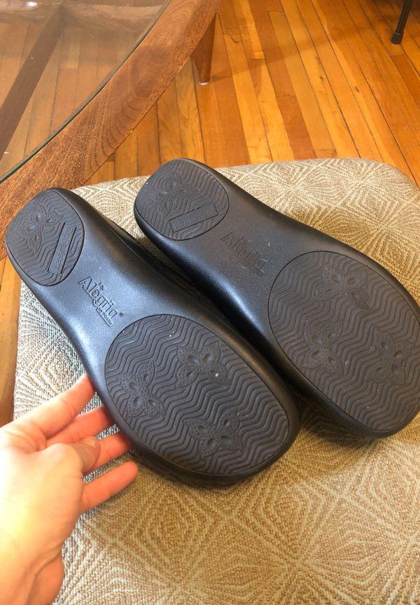 Alegria Clogs Black Euro Size 38/US Size 7.5