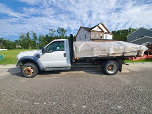 2009 Ford F550 XL dually flatbed for Sale in Portsmouth, VA