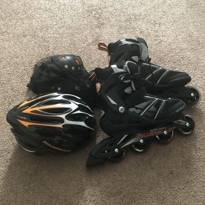 RollerBlade In-line Skates (Practically New - Wore Once) US10 for Sale in Boston, MA