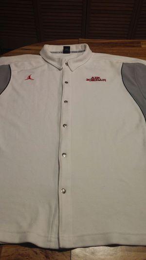 Mens air Jordan Terry cloth jersey sz 2x for Sale in Rustburg, VA