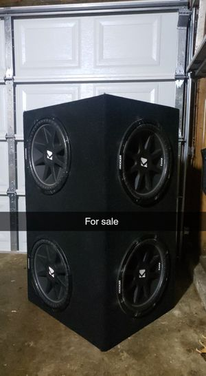 """Kickers 15"""" for Sale in Chicago, IL"""