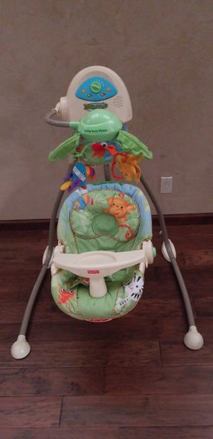 Fisher Price Baby Swing for Sale in Pinetop, AZ