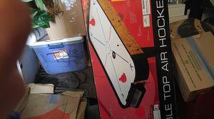 TABLE TOP AIR HOCKEY NIB for Sale in LAKE CLARKE, FL