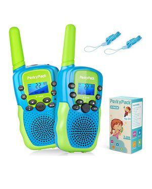 Birthday Gift Kids Toys for 3 4 5 6 7 8 9-12 Year Old Boys Girls Toddlers, Kids Walkie Talkies, Long Range 3KM 22 Channels 2 W for Sale in Orange, CA