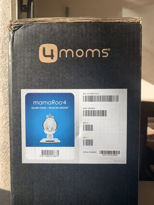 New in box mamaroo4 WITH new infant insert for Sale in Henderson, NV