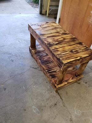 Handmade coffee table for Sale in Fort Wayne, IN