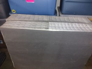 Free full size box spring only for Sale in Chula Vista, CA