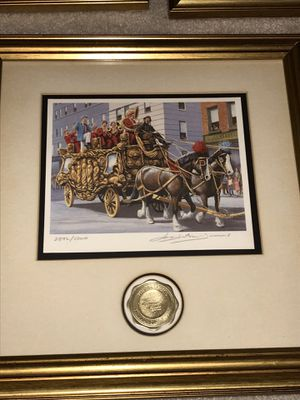 Emmett Kelly Signed Art Collection for Sale in Arlington, TX