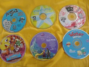 Cd rom games for kids..educational for Sale in Chesterfield, MI