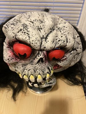 Scary Ghoulish/Zombie latex mask for Sale in Pico Rivera, CA