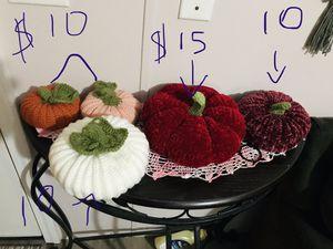 Calabazas tejidas a mano for Sale in Burlington, NC