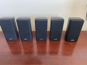 Bose acoustimass cubes for Sale in Adelphi, MD